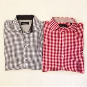 Men's Nicole Miller Dress Shirts
